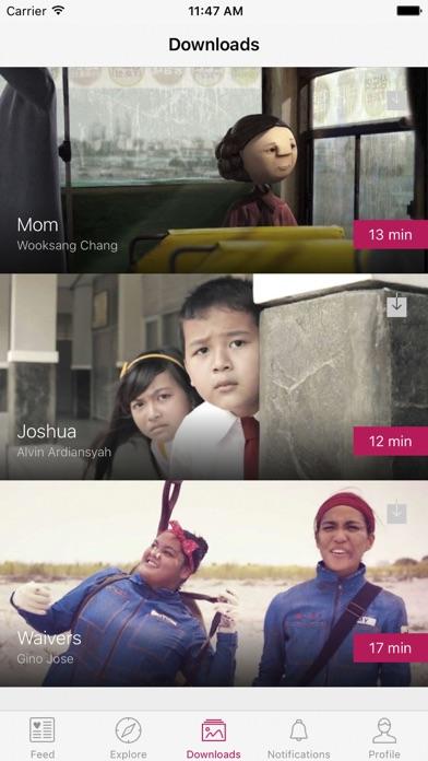 Viddsee - Watch Short Movies screenshot four
