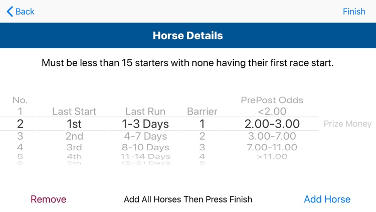 Bet Smart Horse Racing Picker