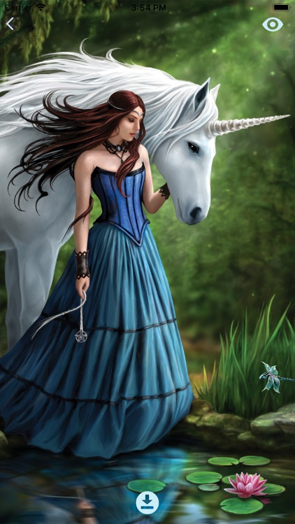 Anne Stokes Wallpapers screenshot-3