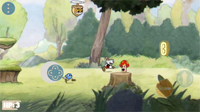 CUPHEAD MOBILE VERSION screenshot 16