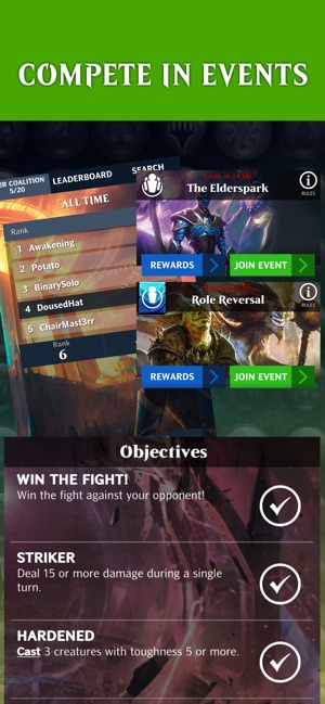 Magic: The Gathering - PQ on the App Store