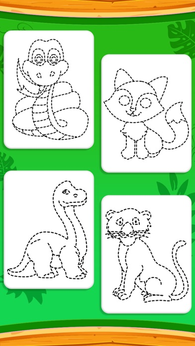 Coloring And Drawing Animals screenshot 4