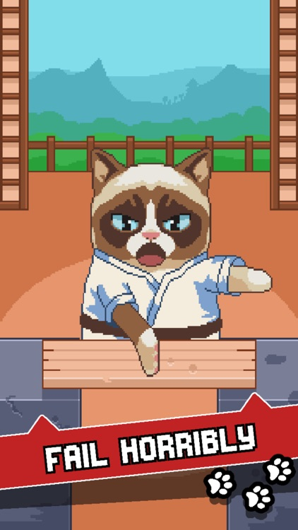 Grumpy Cat's Worst Game Ever screenshot-2