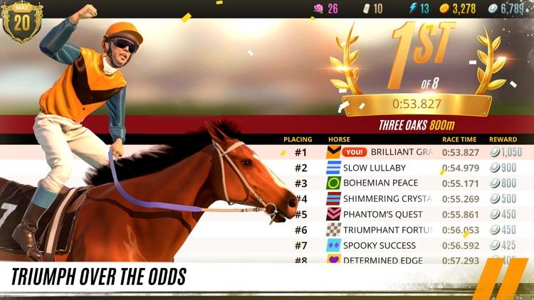 Rival Stars Horse Racing screenshot-4