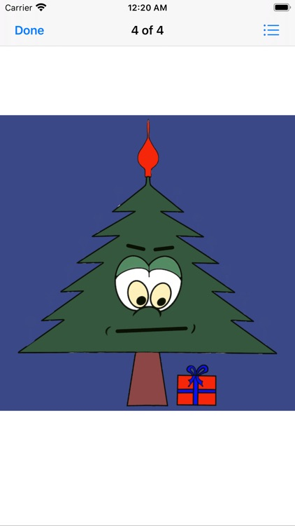Christmas Tree Emotion sticker screenshot-4