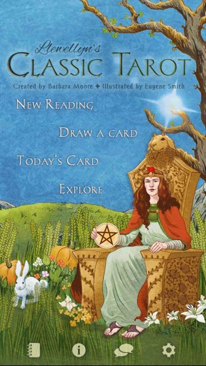 Llewellyn's Classic Tarot