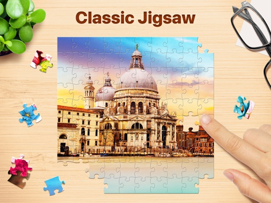 Jigsaw Puzzles – Puzzle Game screenshot 1