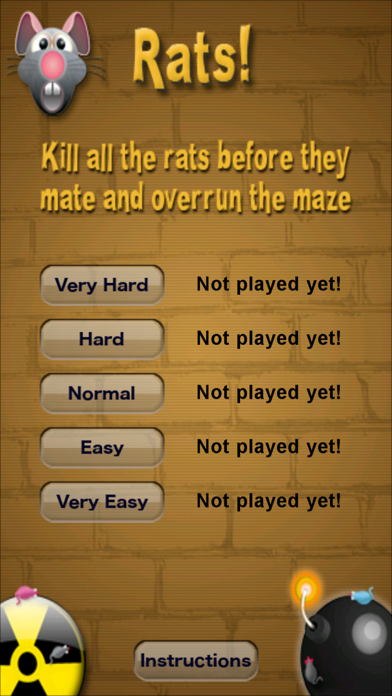 Screenshot #2 pour Rats!