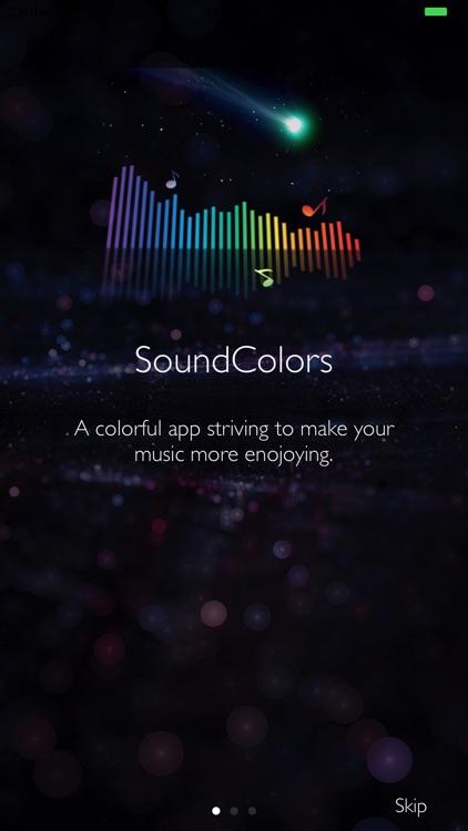 SoundColors - Music Visualizer screenshot-6