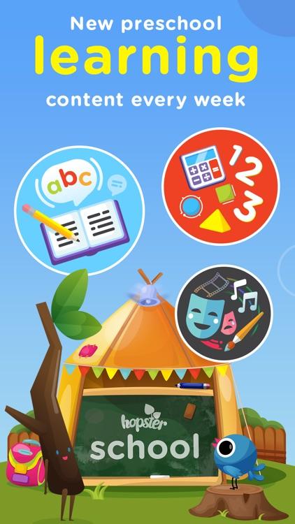 Hopster: Pre school Learning
