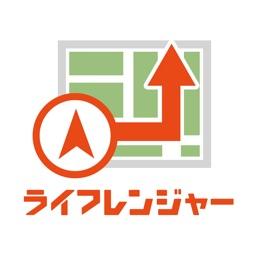 ライフレンジャーナビ By Mti Ltd