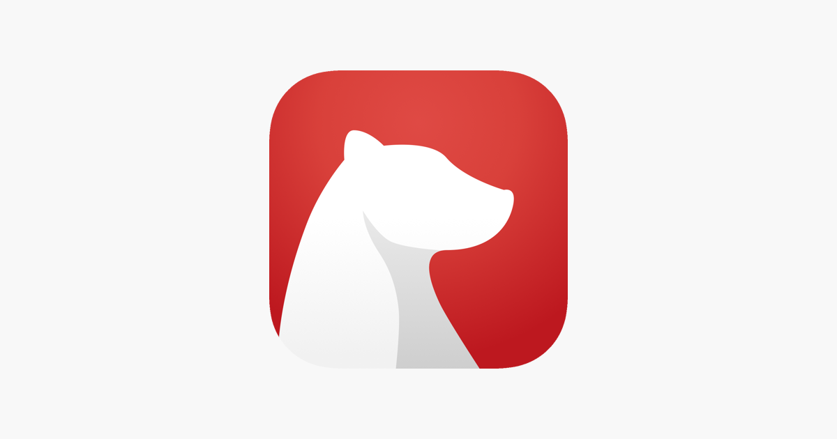 Bear on the App Store