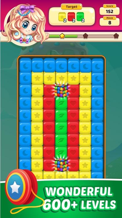 Toy Park: Blast Toon Cubes screenshot-4