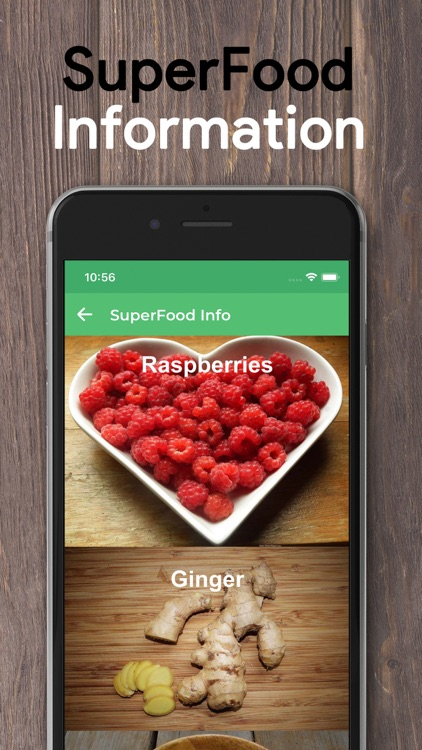 SuperFood - Healthy Recipes screenshot-3