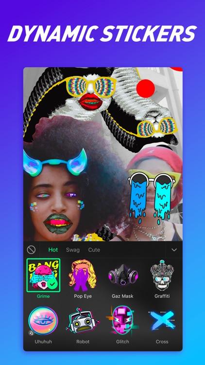 Biu-Music Cam & Video Editor screenshot-3