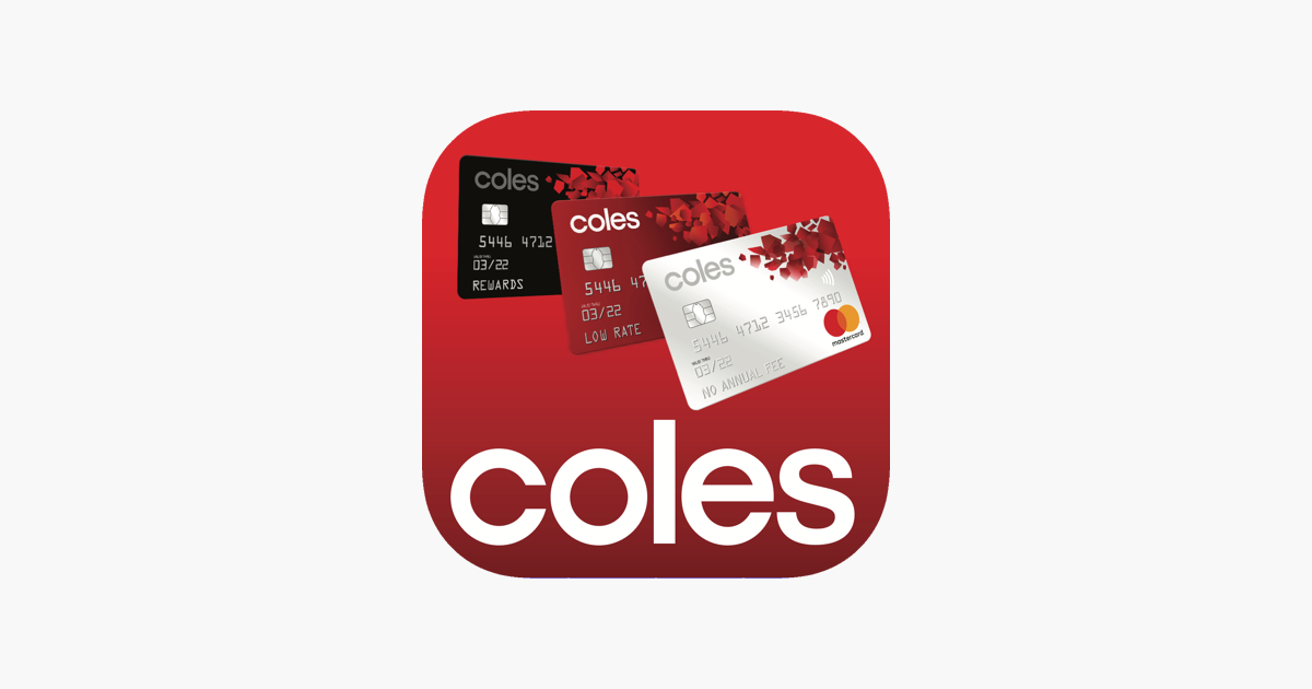 Coles Mobile Wallet On The App Store
