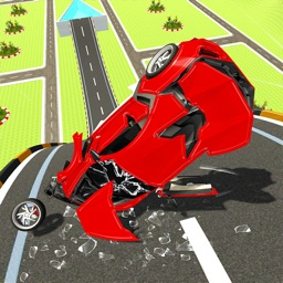 New Car Crash Simulator Game