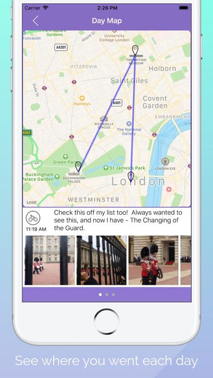 Viaggio screenshot-3