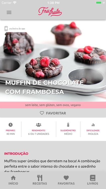 Fru-fruta - Receitas Saudáveis screenshot-3