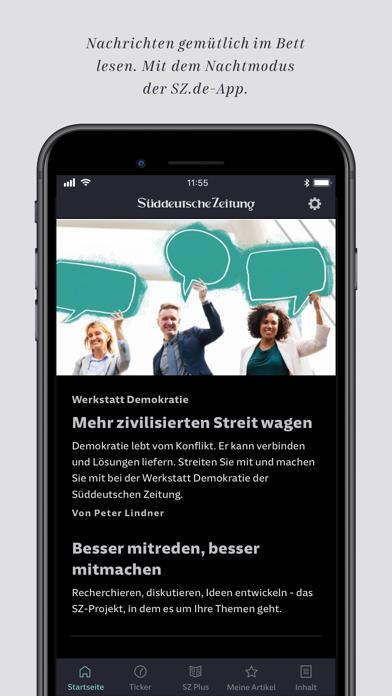 SZ Nachrichtenのおすすめ画像1