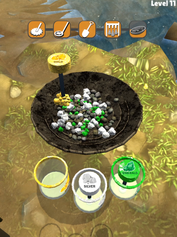 Gold Rush 3D! screenshot 18