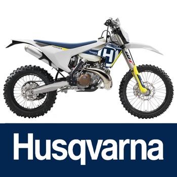 Jetting for Husqvarna 2T Moto Logo