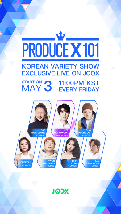 JOOX Music by Tencent Mobility Limited (iOS, United States