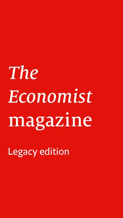 The Economist (Legacy) AP ScreenShot0