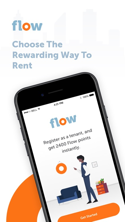 Flow - Rewards For Renting. screenshot-5