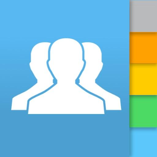 ContactsXL for iPad icon