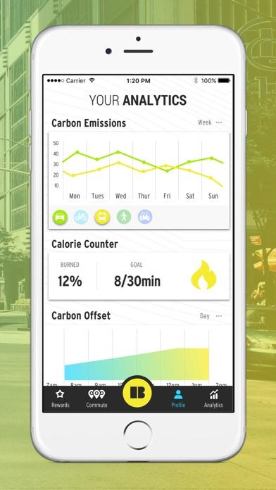 B-Line screenshot three