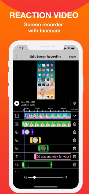 Recordora: Screen Recorder on the App Store