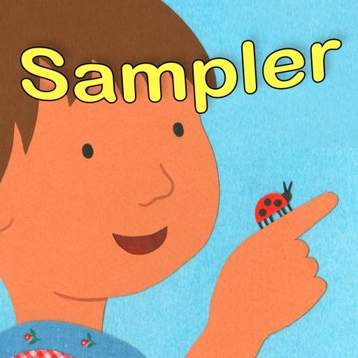 Tickly Prickly Sampler