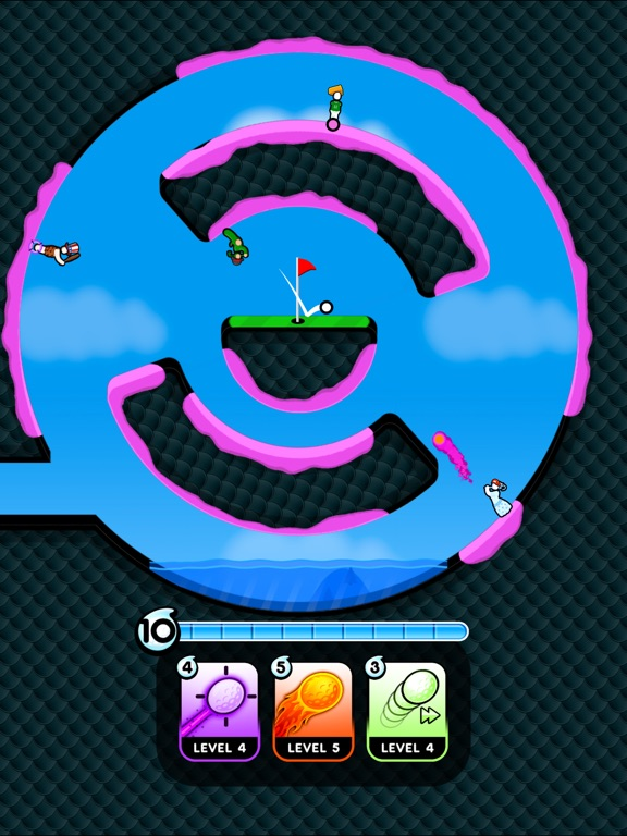 Golf Blitz screenshot 16