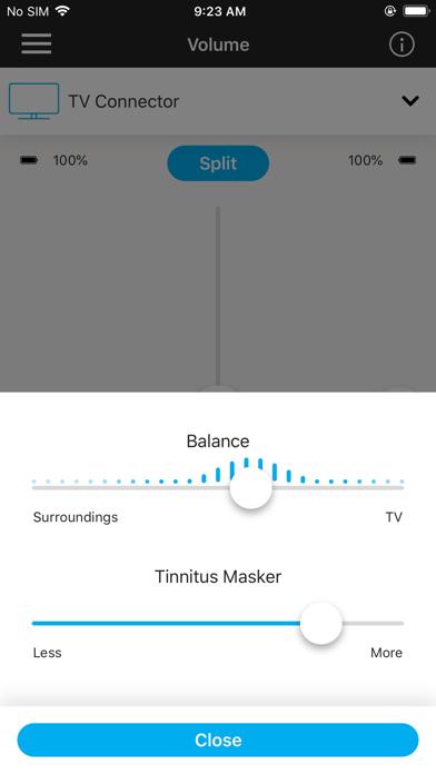 Unitron Remote Plus screenshot four