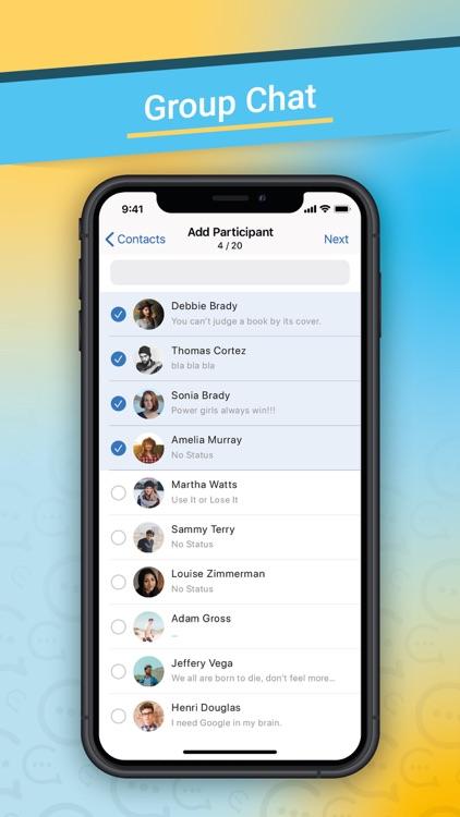 Chat-In screenshot-4