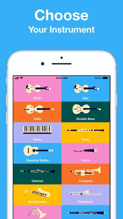 Metronaut: Music Accompaniment screenshot-0