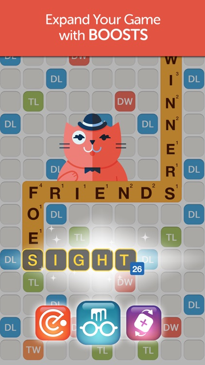Words With Friends – Word Game screenshot-4