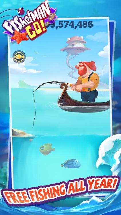 Fisherman Go!