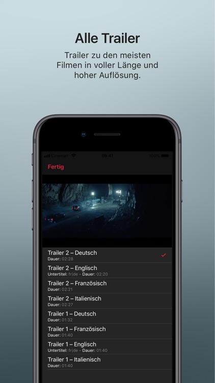 Cineman – Kinoprogramm & Filme screenshot-4