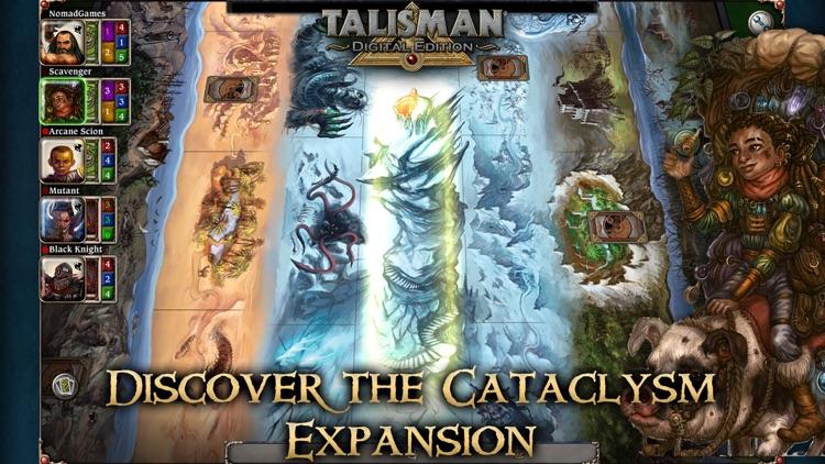 Talisman: Digital Edition screenshot-5