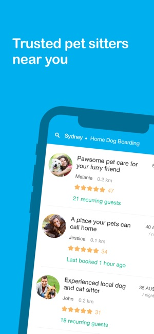 Pawshake - Dog & Cat Sitters on the App Store