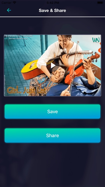 Video Voice Changer fun screenshot-4