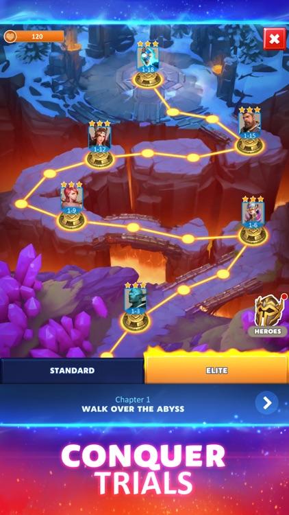 Magic Wars: Army of Chaos screenshot-4