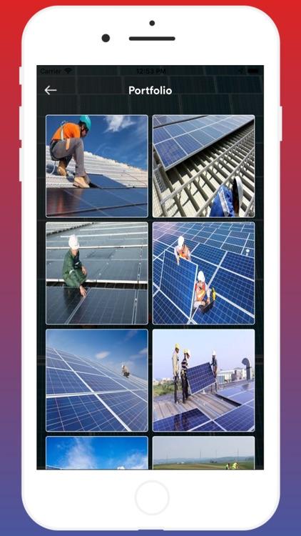 Solar System Repair Customer screenshot-7