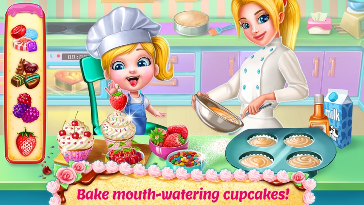 Real Cake Maker 3D Bakery screenshot-2