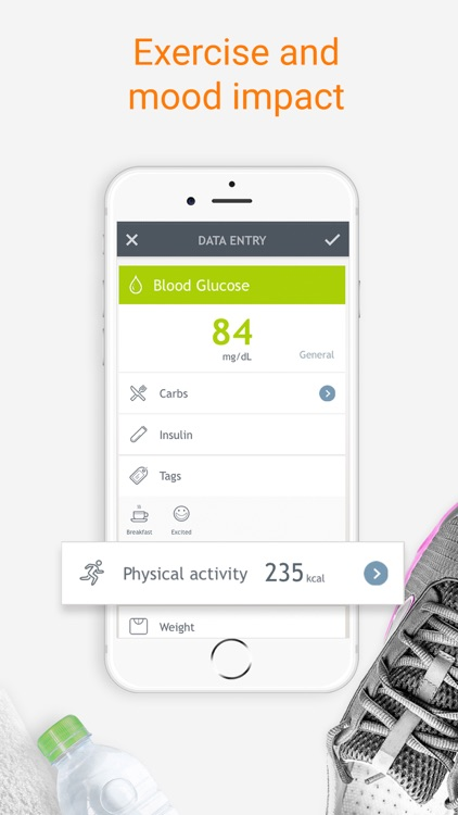 Dario - Blood Glucose Tracker screenshot-5