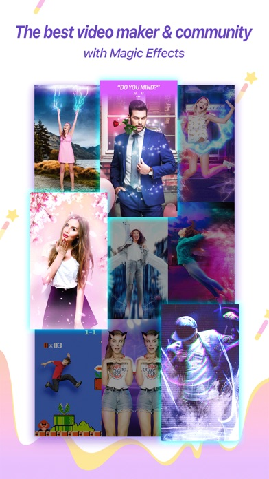 LIKE Video-Magic Music Video Screenshot