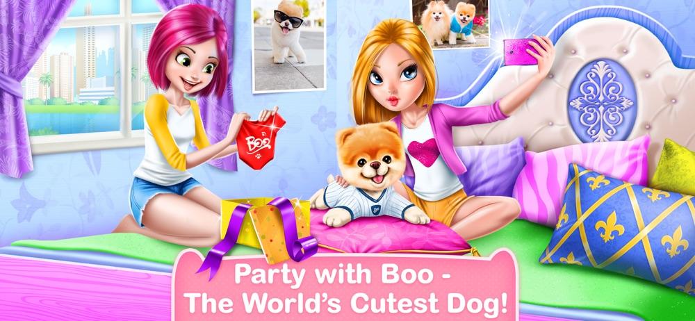 Boo – World's Cutest Dog Game Cheat Codes