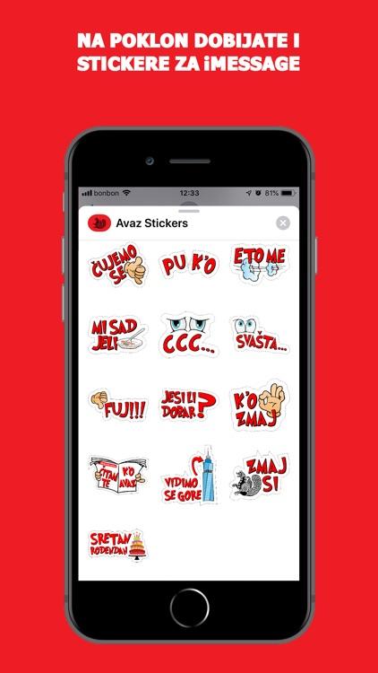 Avaz screenshot-5